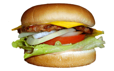 Jr. Cheeseburger